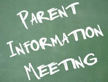 2019/20 Year R Parent Meeting
