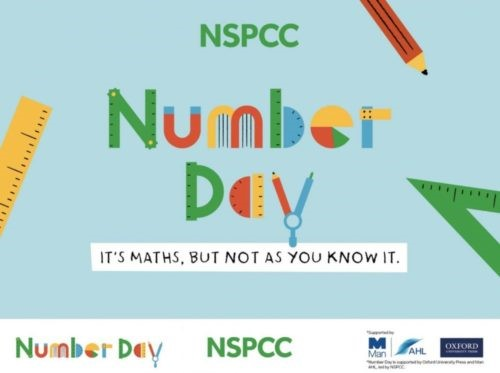 NSPCC  - Dress up in Numbers!